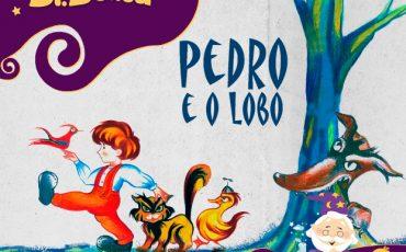 Pedro e o Lobo, da Cia Imago, fará 4 apresentações IMPERDÍVEIS no Teatro Dr Botica