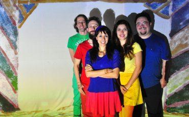 "Pocket show ""Olivia e as Cores Vivas"" no Iguatemi Alphaville"