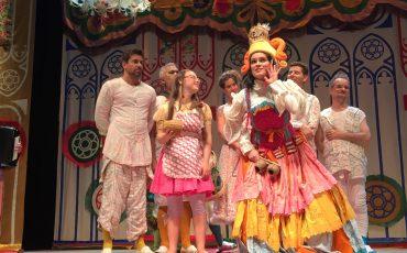 """Espetáculo """"O Reizinho Mandão"""" promove inclusão"""