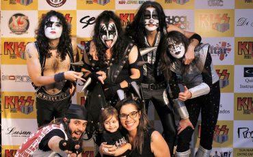 Tem show do Kiss for Kids no feriado