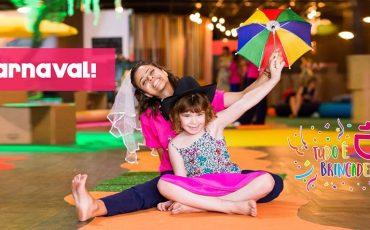 Tudo é Brincadeira promoverá bailinho tradicional com brincadeiras no carnaval