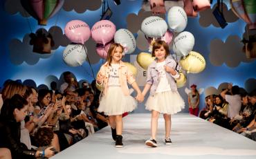 Tem Fashion Weekend Kids na Casa Bossa neste final de semana