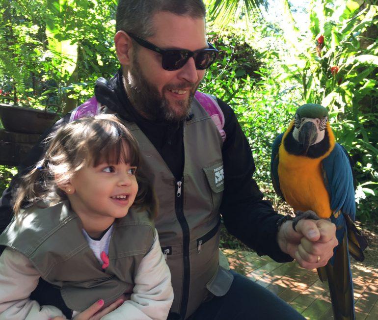 Parque das Aves, um passeio imperdível em Foz do Iguaçu
