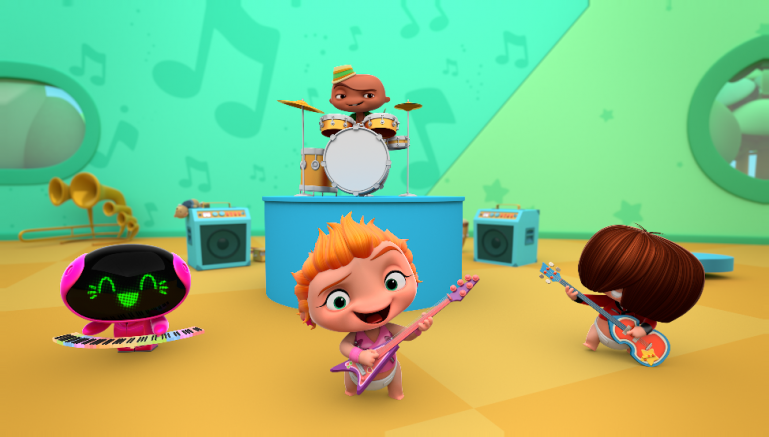 Mini Beat Power Rockers Estreia No Discovery Kids Passeios Kids