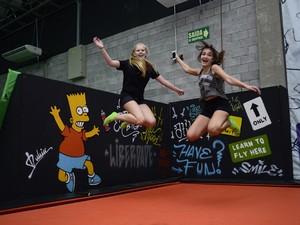 e776265ed Jump Mania chega ao Shopping Iguatemi Alphaville - Passeios Kids