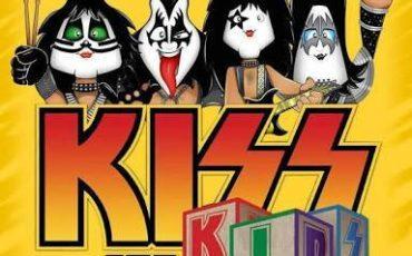 Kiss for Kids estreia seu show no Teatro Opus e você compra com desconto no Passeios Kids!