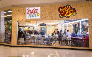Start Arte e GlitzMania chegam ao Shopping VillaLobos