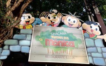 Páscoa na Chácara Turma da Mônica tem caça aos ovos, culinária especial e uma programação incrível para as crianças