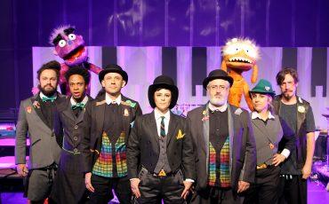 Show do Pato Fu para crianças tem apresentações no Sesc Santana em Abril