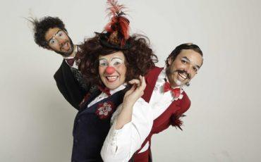 Palhaça Rubra encanta com show em comemoração aos 25 anos de carreira