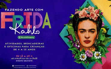 Crianças descobrem o universo de Frida Kahlo em evento inédito