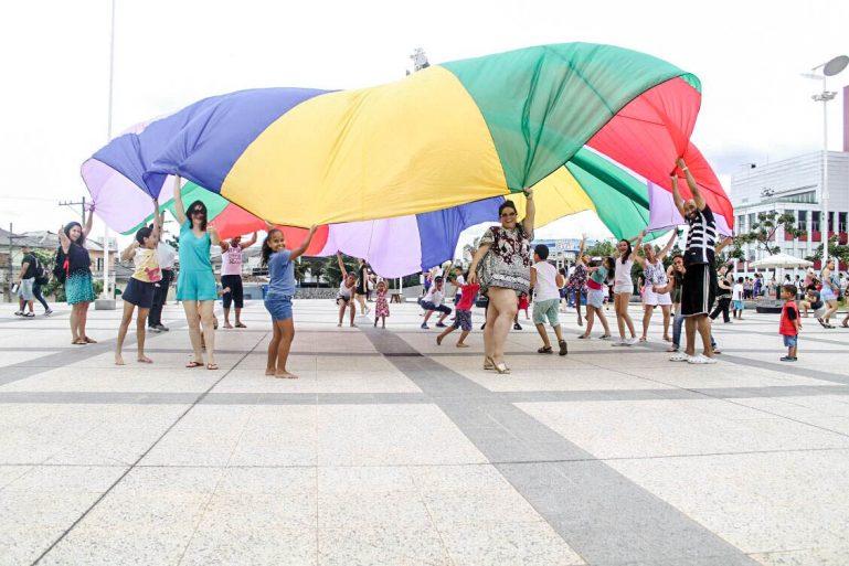 Festa Infantil fica muito mais legal com recreação, não é? Conheça o trabalho da Anima Brasil