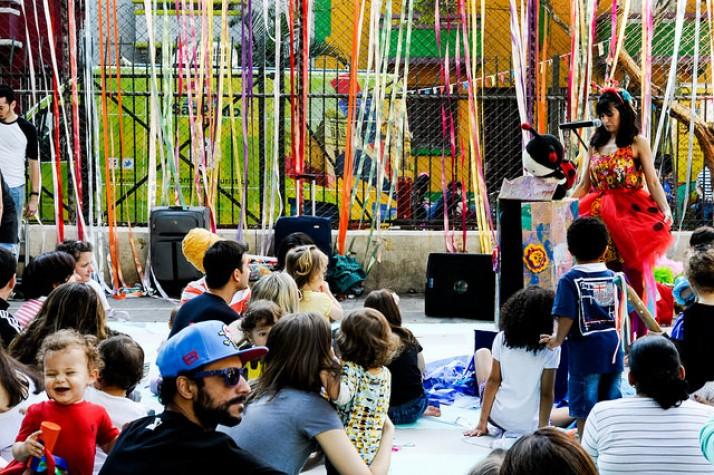 Viradinha Cultural terá Xuxa, Balão Mágico e outras atrações para crianças em diferentes regiões da cidade
