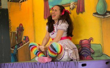 The Ratos (ou O camarim da fama encardida) faz curta temporada no Teatro Dr Botica