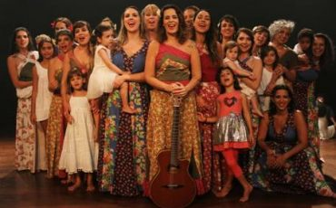 Coral Materna Em Canto faz apresentação única no Teatro MorumbiShopping