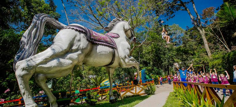 Diversão na Sitiolândia Eco Park: parque pertinho de SP com atrações para todas as idades