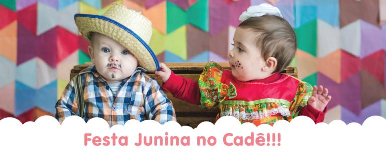 Tem Mini Caipira Aí Cadê Terá Festa Junina Para Bebês De Sp