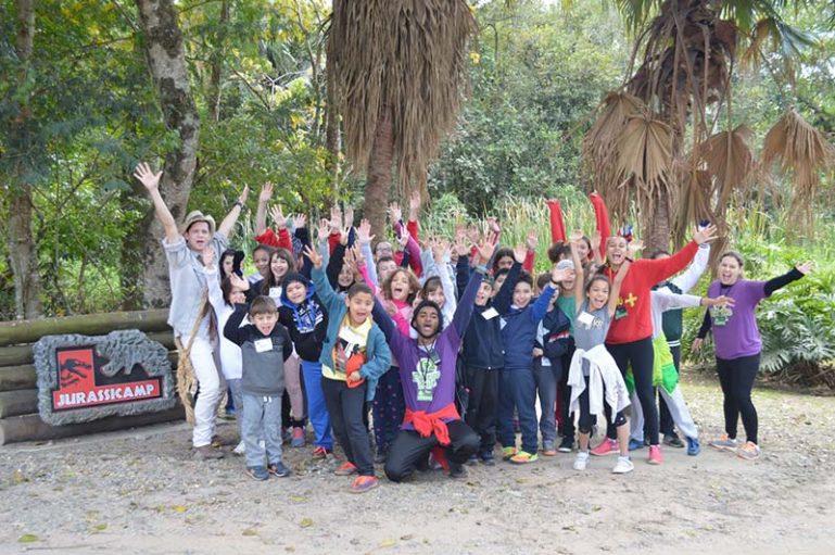 Ecologic Park oferece período de férias com diversão e aprendizado para crianças e adolescentes