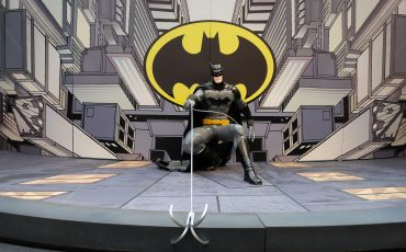 Parque do Batman com Batcaverna, mini-batmóveis e Garra Gigante do Coringa chega ao Iguatemi Alphaville