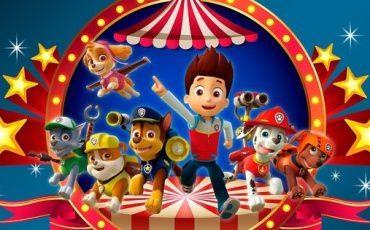 Teatro Bibi Ferreira apresenta Circo da Patrulha aos sábados