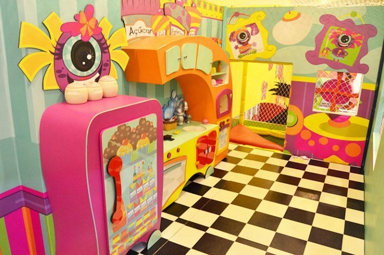 Férias de julho no Play Space tem oficinas e muita diversão para a criançada nos shoppings Anália Franco, Higienópolis e Morumbi