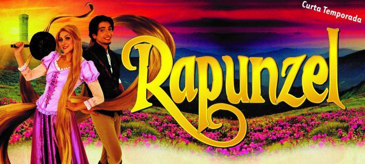 Espetáculo Rapunzel no Teatro das Artes tem desconto de 50% no Passeios Kids