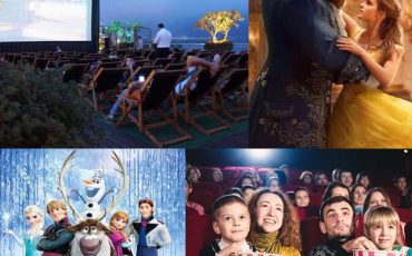 Santa Cruz Open Air reúne famílias para curtirem cinema ao ar livre com manta e pipoca incluídas no ingresso