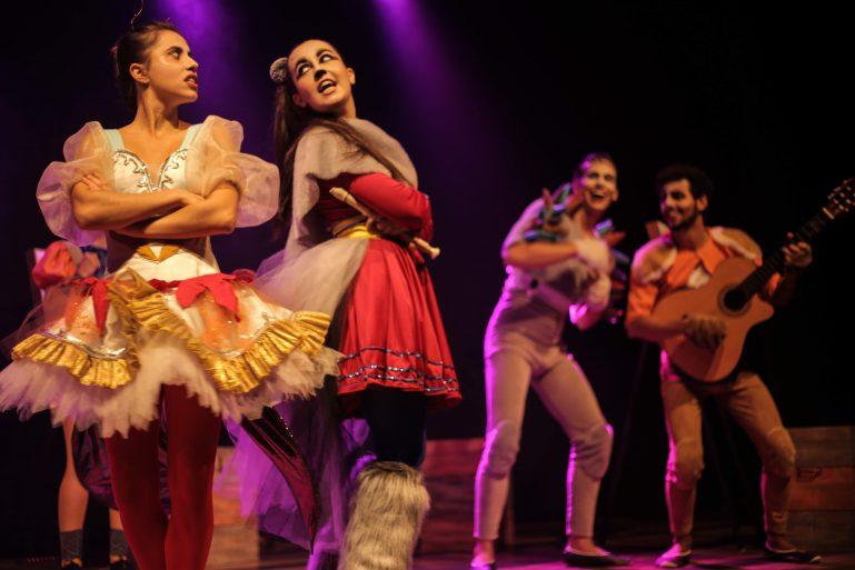 """Festival de Férias do Teatro Viradalata tem espetáculo """"O Circo das Fábulas"""" com desconto do Passeios Kids"""