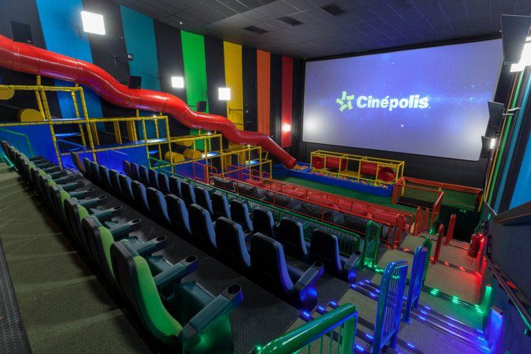 Quer uma festa infantil diferente? Que tal comemorar no cinema?!