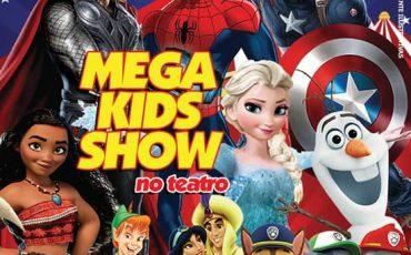 Mega Kids Show agitará Guarulhos neste domingo