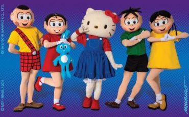 Turma da Monica e Hello Kitty terão musical no Teatro Opus