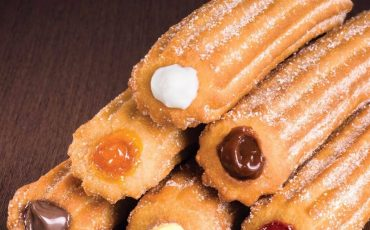 Festival de churros, waffles e delícias de chocolate no Parque da Água Branca