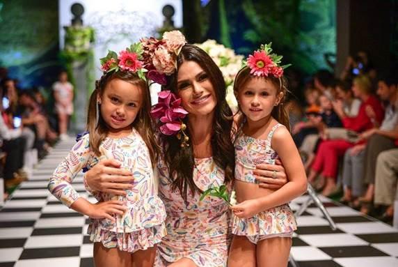27ª edição Fashion Weekend Kids une moda e ensina as crianças sobre o respeito ao meio ambiente