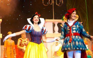 Branca de Neve, O Musical estreia dia 6 de outubro no Teatro Bradesco