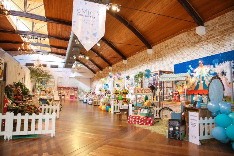 Com foco em festas infantis, Expo MiniMe Kids&Party 2018 reúne fornecedores de decoração, doces, papelaria e outros segmentos especializados