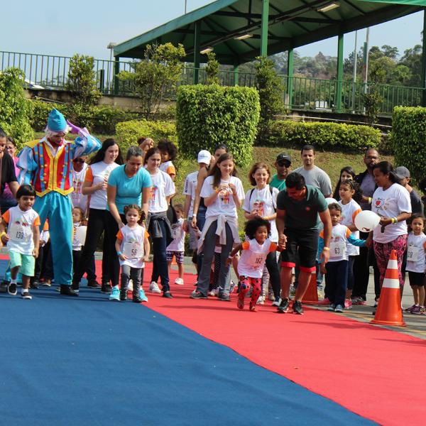 2ª Guarulhos Run Kids será realizada em dezembro no Shopping Pátio Guarulhos