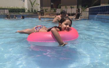 Experiência: Um fim de semana na cidade dos toboáguas e das piscinas aquecidas