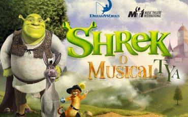 """Espetáculo do ogro mais querido de todos, """"Shrek Musical TYA"""", com desconto no Passeios Kids"""