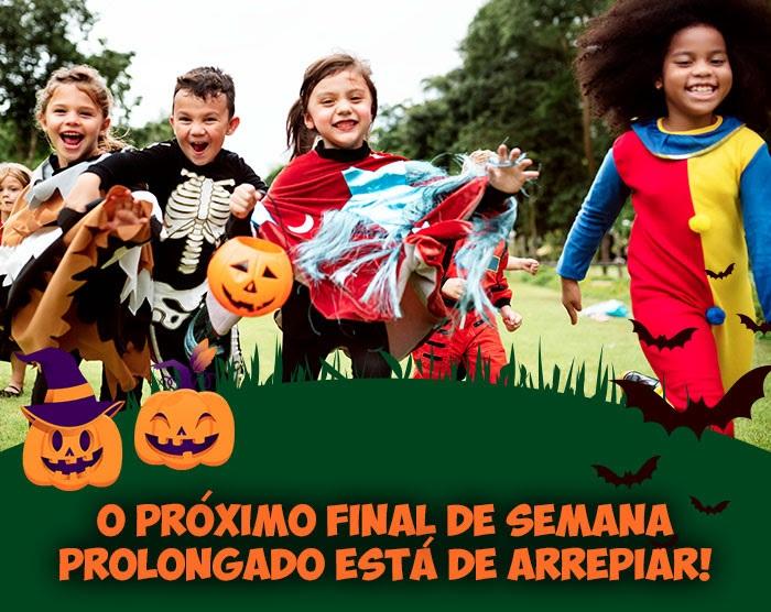Neste feriado, o Halloween será de arrepiar no Zooparque Itatiba