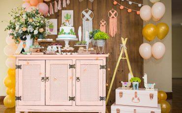 Decoração Lhama é uma das grandes tendências em festas infantis, segundo Debora Necchi