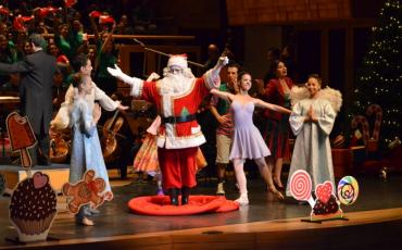 """Concerto infantil """"Natal em Sol Maior"""" na Sala São Paulo e Teatro J. Safra"""