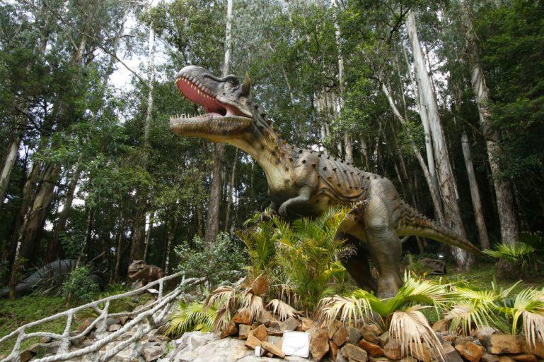 Olímpia, em São Paulo, ganha parque temático Vale dos Dinossauros em 2019