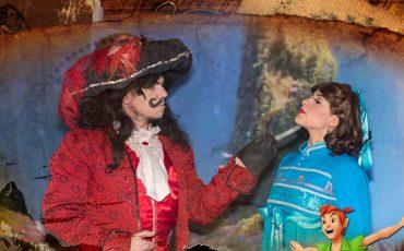 Dica de teatro: espetáculo infantil Peter Pan no Teatro BTC com desconto no Passeios Kids