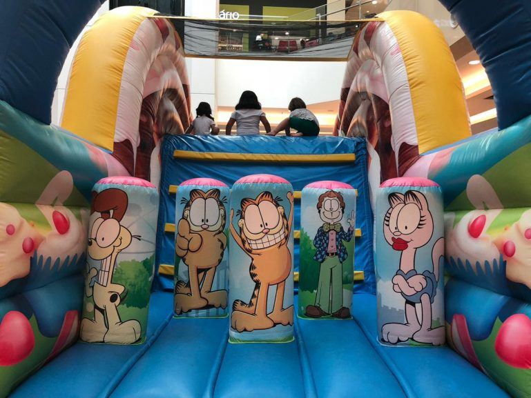 Parque do Garfield chega ao Complexo Tatuapé e promete muita diversão no universo do gato mais comilão dos quadrinhos