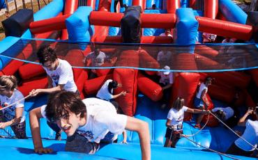 Crazy + Blow Up Race: Corrida com brinquedos infláveis gigantes será realizada no Autódromo de Interlagos