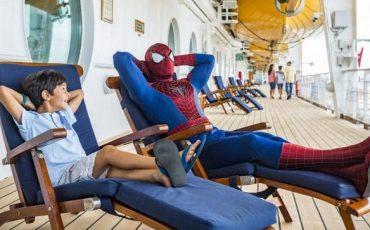 Star Wars e Vingadores invadem Disney Cruise Line em 2020