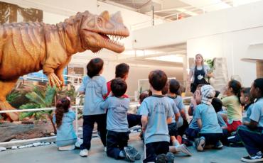 Aniversário da Sabina – Escola Parque do Conhecimento, em Santo André, terá Trupe Pé de Histórias