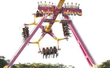 Atração Yupie! Park chega ao Shopping Metrô Itaquera com montanha-russa, bate-bate, carrossel, barco pirata e muito mais