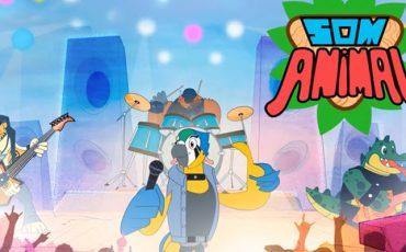 """Muito rock, diversão e ingressos com desconto! Tudo isso no show """"Som Animal"""", no Teatro Dr. Botica"""