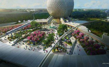 Epcot passa por transformação para aniversário do Walt Disney World Resort